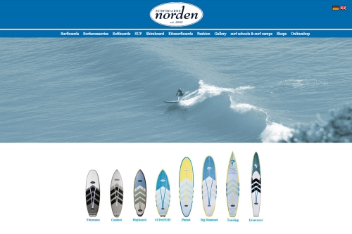 Norden Stand Up Paddleboards